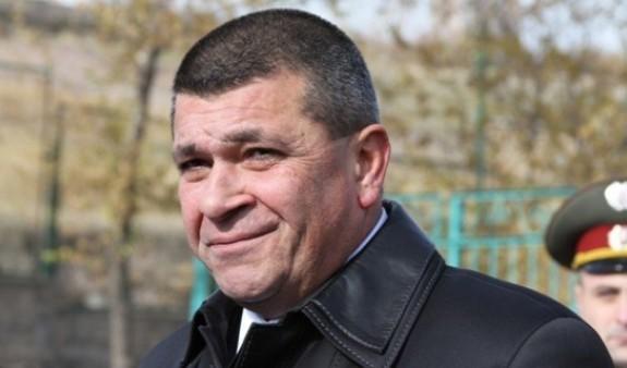 Владимир Гаспарян уволил начальника отдела Эребуни