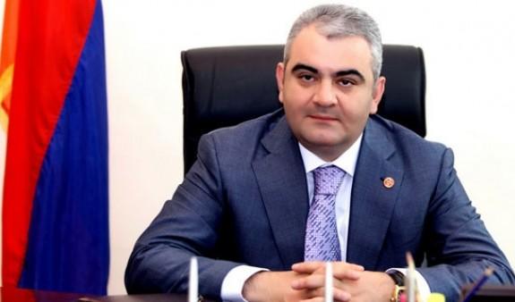 «Паст»: Сын Галуста Саакяна будет освобожден с должности