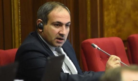 Никол Пашинян: Наша парламентская деятельность стала напоминать скороговорки