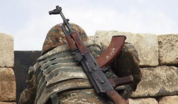 Հակառակորդը  հայ դիրքապահների ուղղությամբ կրակել է հրաձգային զինատեսակներից