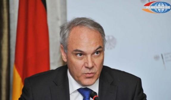 Посол: В Армении через две недели откроется институт Гете