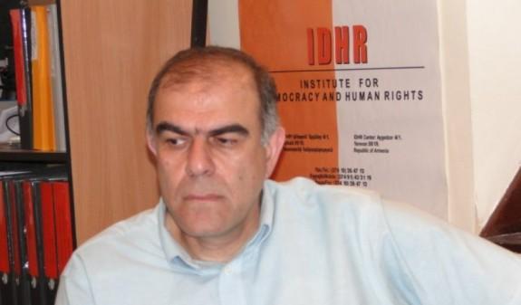 СК Армении: Председатель оппозиционного «Учредительного парламента» Гарегин Чугасзян объявлен в розыск