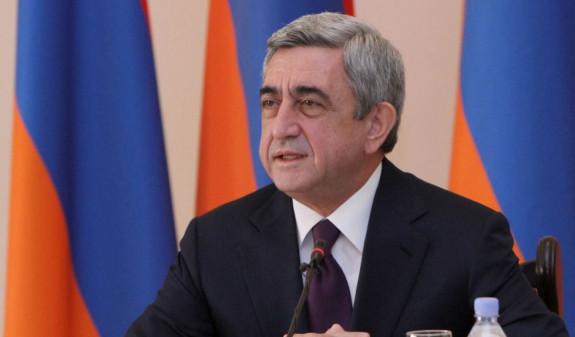 Серж Саргсян положительно оценил работу правительства во главе с Кареном Карапетяном