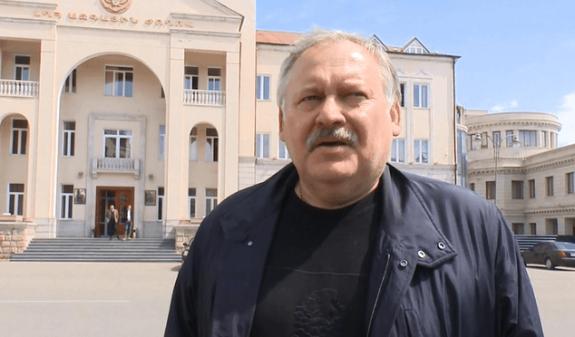 Константин Затулин выступил на Форуме друзей Арцаха