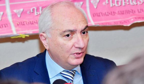 Глава Демпартии Армении проследит за ходом референдума о независимости Иракского Курдистана