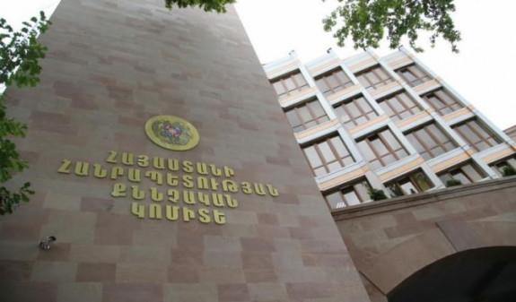 В СК Армении возбуждено уголовное дело по факту убийства ВС Азербайджана военнослужащего