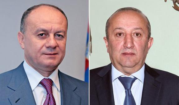 «Паст»: Мовсес Акопян и Сейран Оганян провели встречу