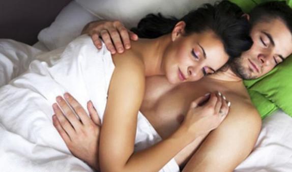 Секс спящих