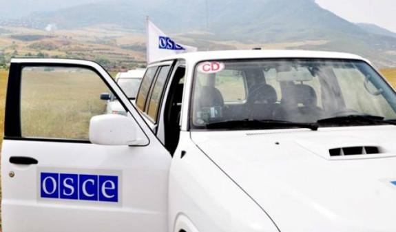 Миссия ОБСЕ проведет мониторинг на линии соприкосновения Арцаха и Азербайджана