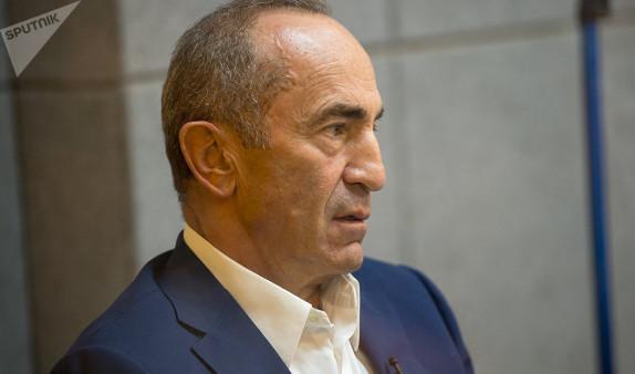 ՈՒՂԻՂ.Ֆրանսիայից ժամանած փաստաբանն առաջին անգամ մասնակցում է Քոչարյանի գործով բողոքների քննությանը
