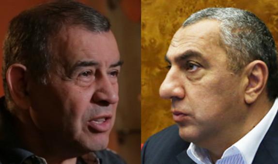 Уголовное дело возбуждено на основании заявления телеведущего, обвинившего Самвела Алексаняна в своем похищении