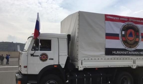 Армения и Россия приступили к доставке гуманитарной помощи в пострадавший от наводнений Иран