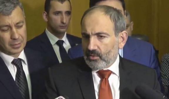 """Пашинян прокомментировал ситуацию вокруг компаниии """"Спайки"""""""