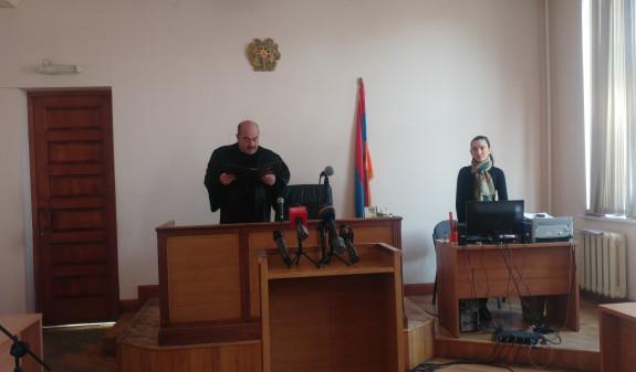 Неприкосновенность Кочаряна не признана основанием: Суд отклонил ходатайство защиты
