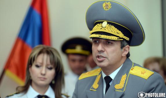 Бывший главный исполнитель судебных актов Армении объявлен в розыск
