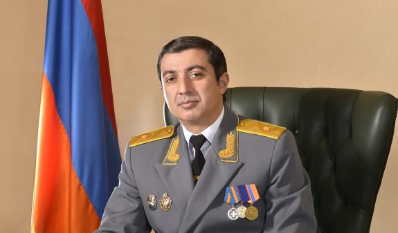 Суд в Ереване удовлетворил ходатайство следствия об аресте Миграна Погосяна