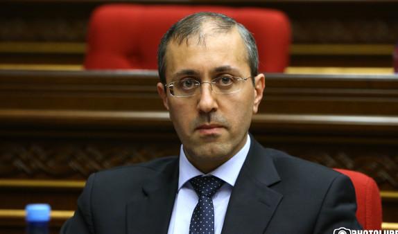 Гор Ованнисян не избран судьей Конституционного суда Армении