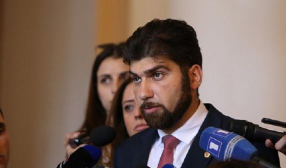 Давид Санасарян привлечен в качестве подозреваемого по уголовному делу