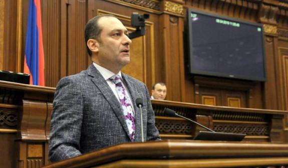 Глава Минюста Армении: в результате оптимизации ни одна сфера не останется вне ответственности правительства