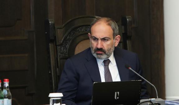 Пашинян поручил принять жесткие меры против налоговых уклонистов на заправках
