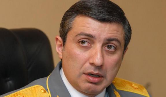 ССС Армении подтвердила информацию о задержании Миграна Погосяна в России
