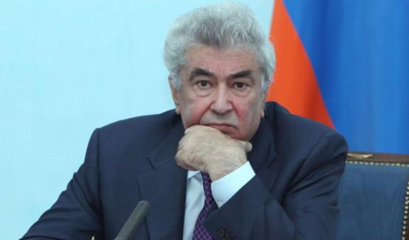 Гагик Арутюнян оказался в сложном положении из-за обращения Артака Зейналяна о привлечении 11 судей к дисциплинарной ответственности