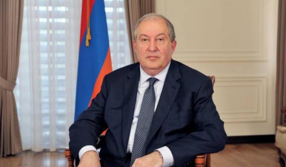 Президент Армении: 24 апреля дня нас – день поминовения, но также и день воскресения