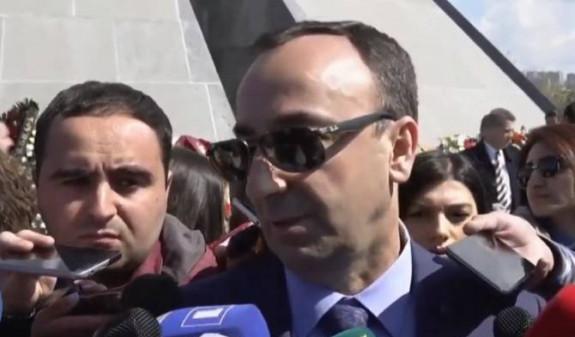 Грайр Товмасян: ответом Турции должно быть построение мощного, стабильного, сильного государства