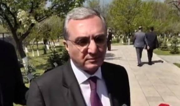 Глава МИД Армении: борьба с отрицанием была и остается одним из приоритетов нашей внешней политики