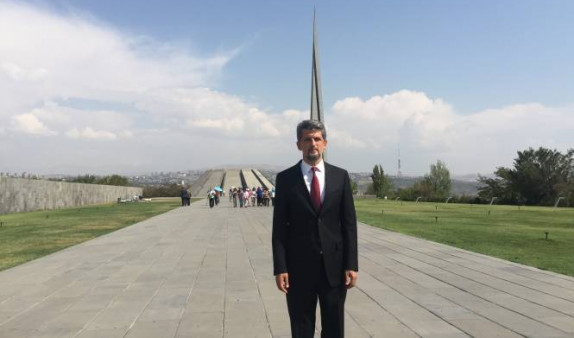 Гаро Пайлан: проклинаю преступников, совершивших Геноцид армян