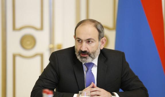 Никол Пашинян в прямом эфире на Россия 1: День памяти жертв Геноцида армян важен для всего человечества