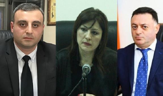 Судьбу троих судей, взявших самоотвод по делу Роберта Кочаряна, решит ВСС