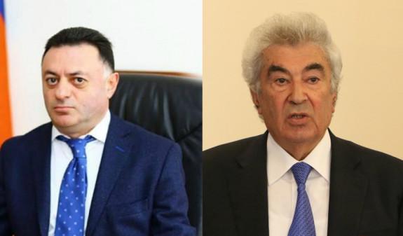 Судья попросил отложить рассмотрение вопроса об его привлечении к ответственности: Гагик Арутюнян пояснил причины