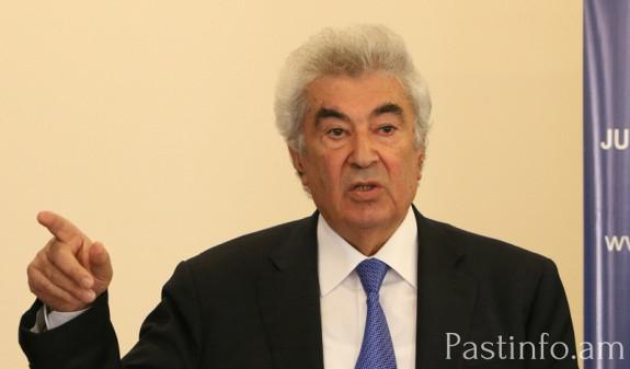 Немотивированные решения попирают принцип правовой определенности – глава ВСС Армении
