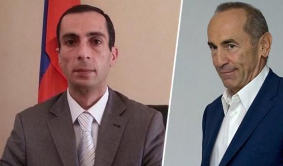 «Жоховурд»: Судья по делу Кочаряна собирается взять самоотвод
