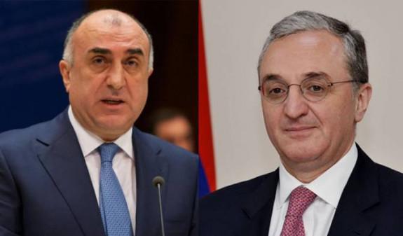 Главы МИД Армении и Азербайджана провели короткую встречу в Брюсселе
