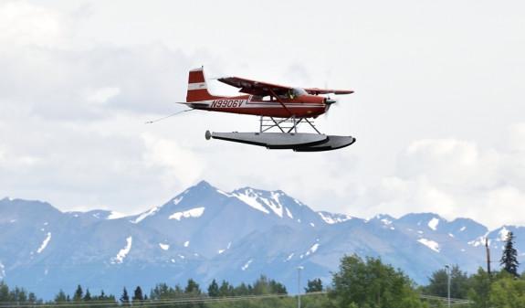 Два самолета потерпели крушение на Аляске