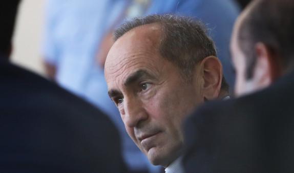 Роберт Кочарян назвал расследование дела против него предвзятым