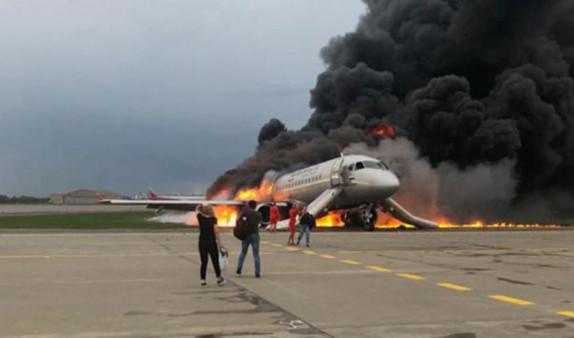 Названа новая версия авиактастрофы в Шереметьево