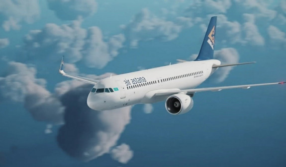 Летевший из Казахстана в Москву самолет совершил аварийную посадку в Шереметьево
