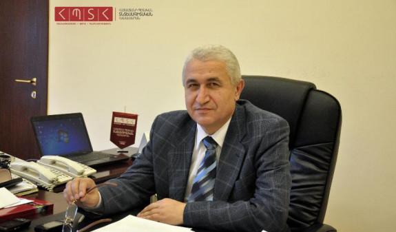 Бывшему ректору одного из вузов Армении предъявлено обвинение