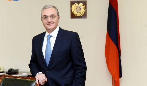 Глава МИД Армении отправится на Кипр с рабочим визитом