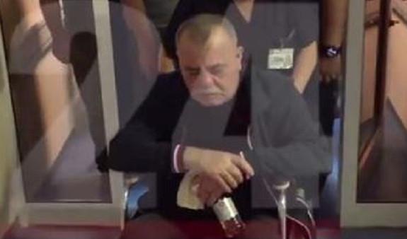 Манвел Григорян переведен в тюремную больницу: он отказался от лечения