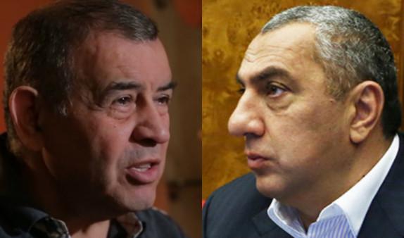 Состоялась очная ставка между Гамлетом Гущяном и Самвелом Алексаняном