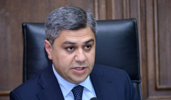 АРМЕНИЯ: Ванецян: СНБ и ССС Армении делают все, чтобы в полном объеме раскрыть дело 1 марта