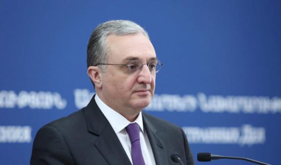 Главу МИД Армении спросили о настрое сопредседателей в вопросе возвращения Арцаха за стол переговоров