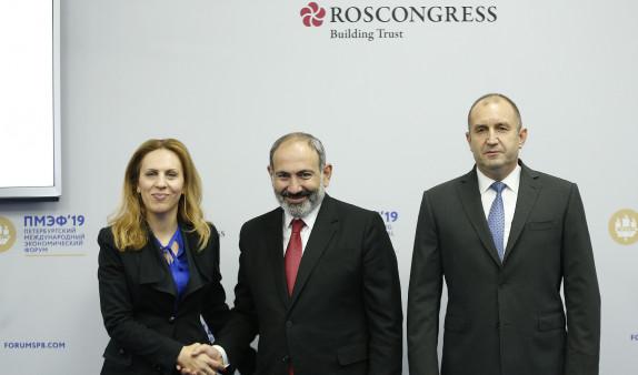 Армения и Болгария придадут новый импульс двустороннему сотрудничеству
