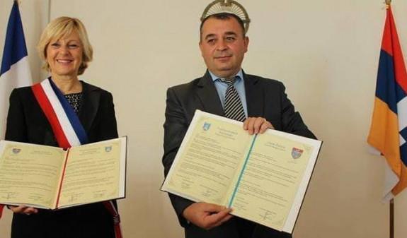 Мэр города Бург-ле-Валанс обжалует решение французского суда, аннулировавшего декларацию о дружбе с Шуши