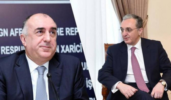 Armenian FM to meet with Azerbaijani counterpart, top U.S. officials in Washington