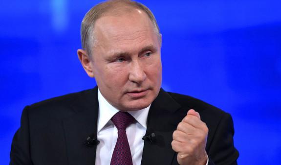 Путин рассказал о своей реакции на невыполнение его поручений